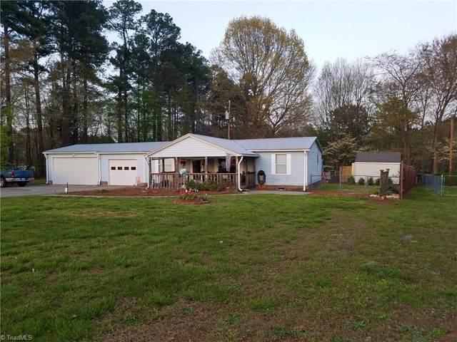 451 Snider Kines Road, Linwood, NC 27299 (MLS #1019426) :: Berkshire Hathaway HomeServices Carolinas Realty