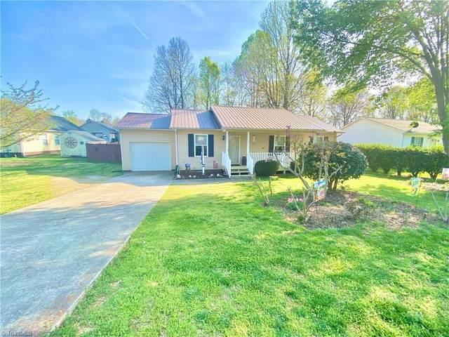 511 Westover Drive, High Point, NC 27265 (MLS #1019427) :: Berkshire Hathaway HomeServices Carolinas Realty