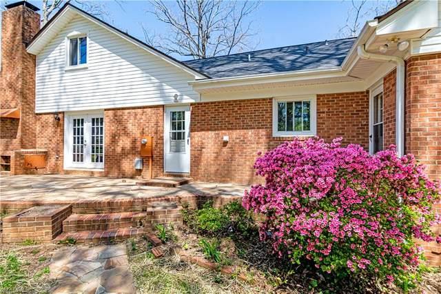 705 Leawood Drive, Greensboro, NC 27410 (MLS #1019433) :: Lewis & Clark, Realtors®