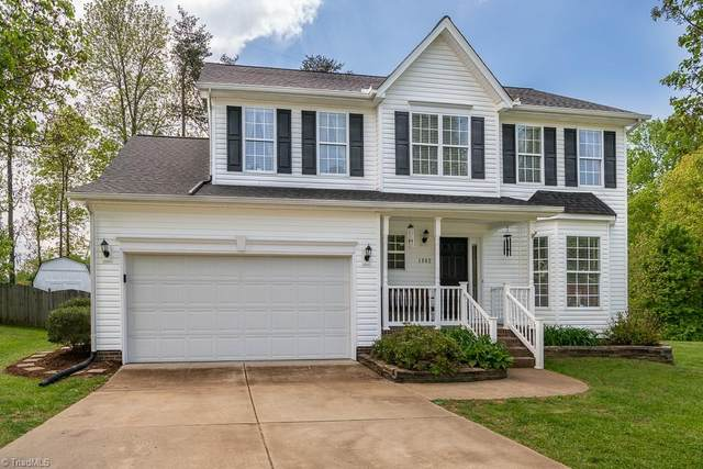 1802 Runner Stone Drive, High Point, NC 27265 (#1019439) :: Premier Realty NC