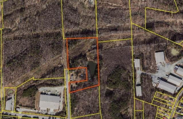 1803 Alleghany Street, High Point, NC 27263 (MLS #1019453) :: Ward & Ward Properties, LLC