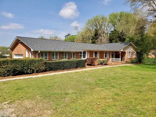 1518 Teague Lane, Kernersville, NC 27284 (MLS #1019458) :: Greta Frye & Associates | KW Realty Elite