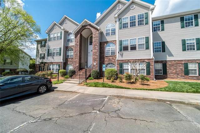 812 Scholastic Drive, Winston Salem, NC 27106 (MLS #1019483) :: RE/MAX Impact Realty