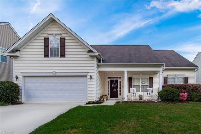 6003 Brookstone Ridge Drive, Winston Salem, NC 27107 (MLS #1019489) :: Greta Frye & Associates | KW Realty Elite