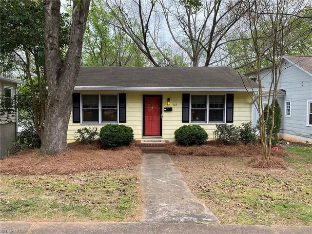 423 S Sunset Drive, Winston Salem, NC 27103 (MLS #1019498) :: Greta Frye & Associates | KW Realty Elite