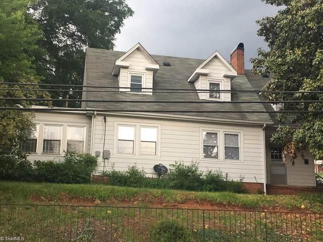 502 W Main Street, Wilkesboro, NC 28697 (MLS #1019509) :: Ward & Ward Properties, LLC