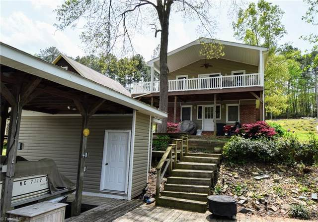 434 Fairway Shores Road, Mount Gilead, NC 27306 (MLS #1019527) :: Witherspoon Realty