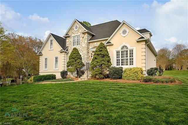 5169 Huntcliff Trail, Winston Salem, NC 27104 (MLS #1019552) :: Berkshire Hathaway HomeServices Carolinas Realty
