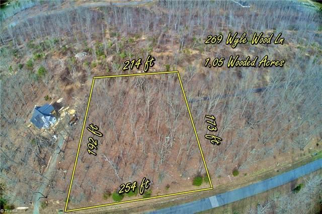 269 Wyle Wood Lane, Denton, NC 27239 (MLS #1019571) :: Lewis & Clark, Realtors®