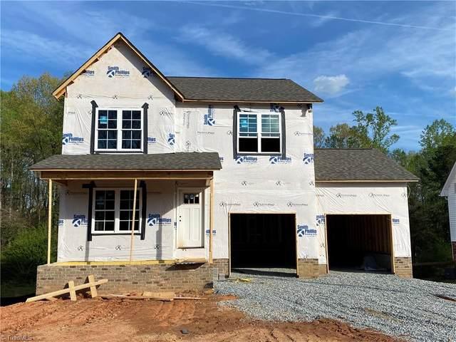 249 Sedge Meadow Drive, Winston Salem, NC 27107 (MLS #1019580) :: Berkshire Hathaway HomeServices Carolinas Realty