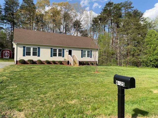 6425 Piney Road, Gibsonville, NC 27249 (MLS #1019601) :: Berkshire Hathaway HomeServices Carolinas Realty