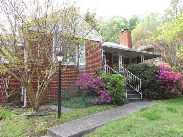 226 Mayflower Drive, Greensboro, NC 27403 (MLS #1019605) :: Ward & Ward Properties, LLC