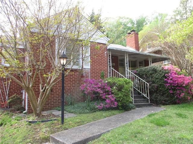 226 Mayflower Drive, Greensboro, NC 27403 (MLS #1019605) :: Lewis & Clark, Realtors®