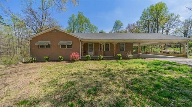 242 Pin Oak Drive, Thomasville, NC 27360 (MLS #1019614) :: Ward & Ward Properties, LLC