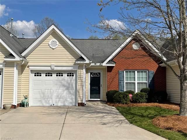 4421 Weatherton Drive, Kernersville, NC 27284 (MLS #1019621) :: Berkshire Hathaway HomeServices Carolinas Realty