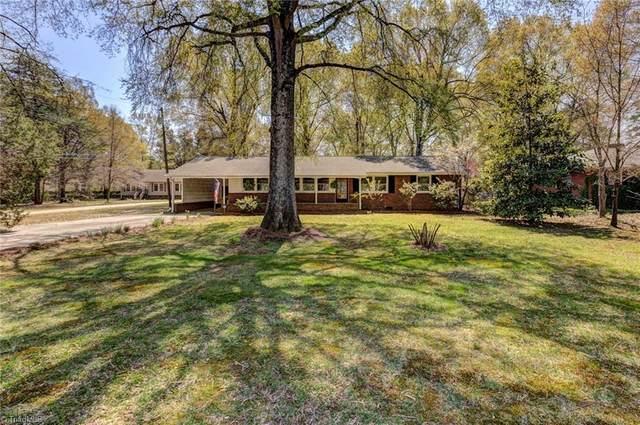4003 Broadacres Drive, Greensboro, NC 27407 (MLS #1019625) :: Lewis & Clark, Realtors®