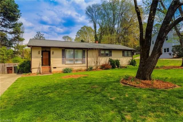 1606 Quail Drive, Greensboro, NC 27408 (MLS #1019626) :: Lewis & Clark, Realtors®
