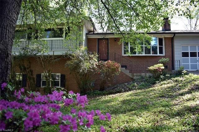 2 Garden Lake Circle, Greensboro, NC 27410 (MLS #1019638) :: Ward & Ward Properties, LLC