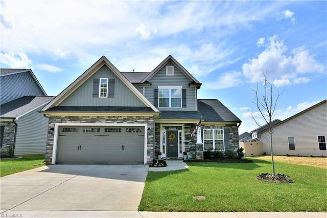 1459 Land Grove Drive, Kernersville, NC 27284 (MLS #1019642) :: Lewis & Clark, Realtors®