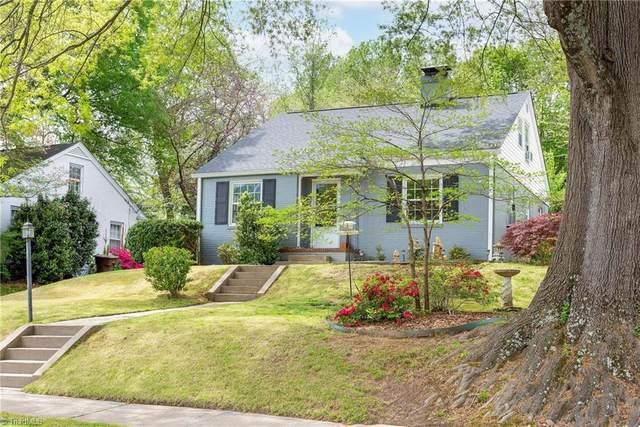 307 Mimosa Drive, Greensboro, NC 27403 (MLS #1019648) :: Berkshire Hathaway HomeServices Carolinas Realty
