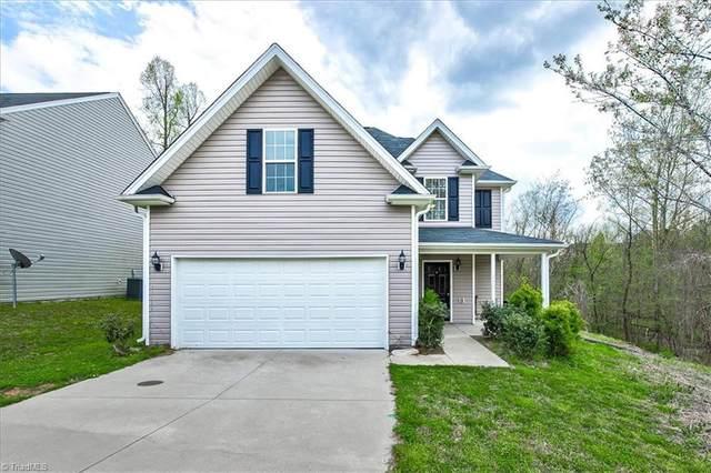 500 Lakeside Valley Drive, Winston Salem, NC 27107 (MLS #1019654) :: Berkshire Hathaway HomeServices Carolinas Realty