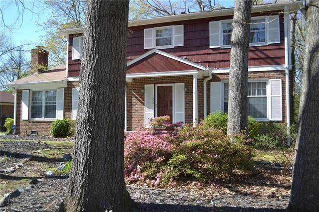 304 Barberry Drive, Greensboro, NC 27406 (MLS #1019658) :: Berkshire Hathaway HomeServices Carolinas Realty