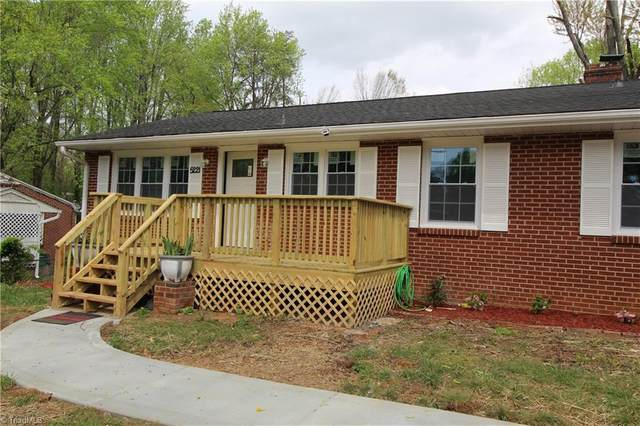 5221 Cox Boulevard, Winston Salem, NC 27105 (MLS #1019662) :: Berkshire Hathaway HomeServices Carolinas Realty