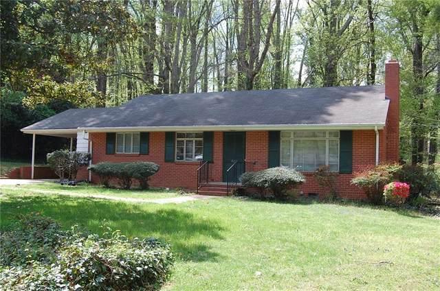 923 Greenwood Drive, Greensboro, NC 27410 (MLS #1019664) :: Berkshire Hathaway HomeServices Carolinas Realty