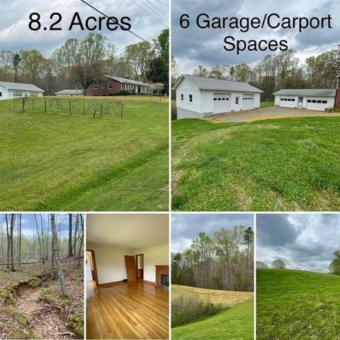 1102 Vanka Drive, Pinnacle, NC 27043 (MLS #1019665) :: Berkshire Hathaway HomeServices Carolinas Realty
