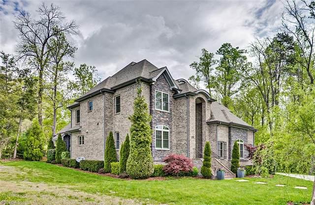 3905 Griffins Gate Lane, Greensboro, NC 27407 (MLS #1019667) :: Ward & Ward Properties, LLC