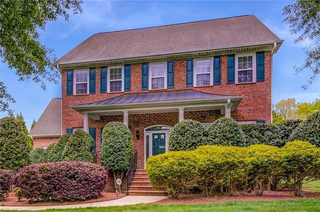 6970 Kellam Ridge Drive, Greensboro, NC 27455 (MLS #1019669) :: Lewis & Clark, Realtors®