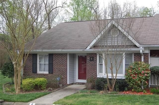 8 Collwood Court, Greensboro, NC 27409 (MLS #1019673) :: Berkshire Hathaway HomeServices Carolinas Realty