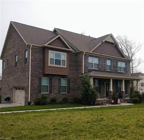 1329 Trafalgar Drive, High Point, NC 27262 (MLS #1019682) :: Berkshire Hathaway HomeServices Carolinas Realty