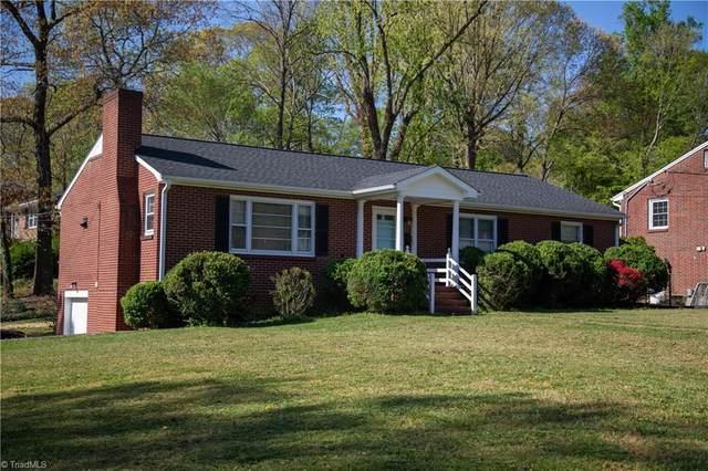 2700 Cherokee Lane, Winston Salem, NC 27103 (MLS #1019688) :: Greta Frye & Associates   KW Realty Elite