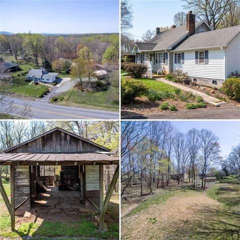 375 Johnson Ridge Road, Elkin, NC 28621 (MLS #1019709) :: Ward & Ward Properties, LLC