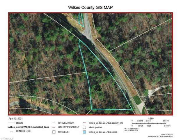 TBD Jim Caudill Road, Wilkesboro, NC 28697 (MLS #1019711) :: Ward & Ward Properties, LLC