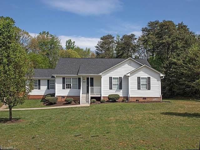 3805 Polonia Court, Browns Summit, NC 27214 (MLS #1019715) :: Ward & Ward Properties, LLC