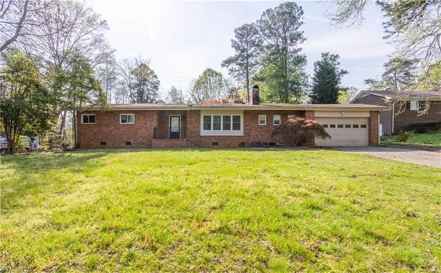 314 Northridge Road, High Point, NC 27265 (MLS #1019738) :: Berkshire Hathaway HomeServices Carolinas Realty