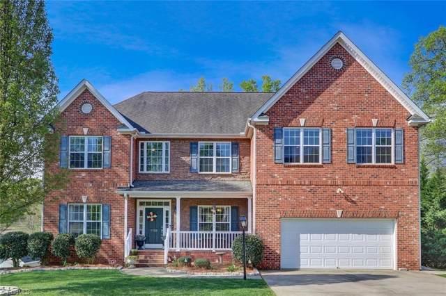 7703 Mcadams Court, Greensboro, NC 27409 (MLS #1019739) :: Ward & Ward Properties, LLC