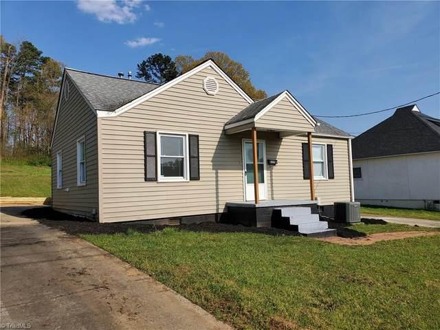1257 Churton Street SW, Winston Salem, NC 27103 (MLS #1019745) :: Ward & Ward Properties, LLC