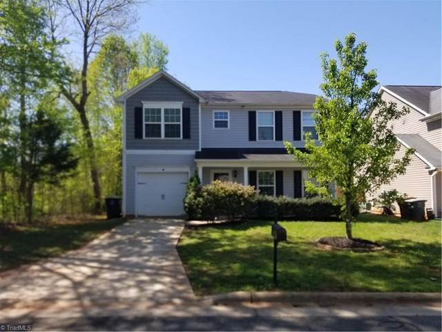 1493 Hamilton Hills Drive, Greensboro, NC 27406 (MLS #1019756) :: Berkshire Hathaway HomeServices Carolinas Realty