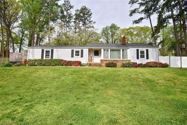 410 Woodsway Drive, Lexington, NC 27292 (MLS #1019767) :: Ward & Ward Properties, LLC