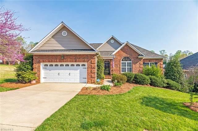 2208 Meadow Hill Road, Winston Salem, NC 27106 (#1019775) :: Mossy Oak Properties Land and Luxury