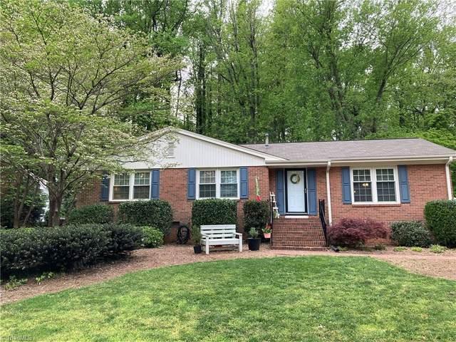 813 Plummer Drive, Greensboro, NC 27410 (MLS #1019823) :: Berkshire Hathaway HomeServices Carolinas Realty