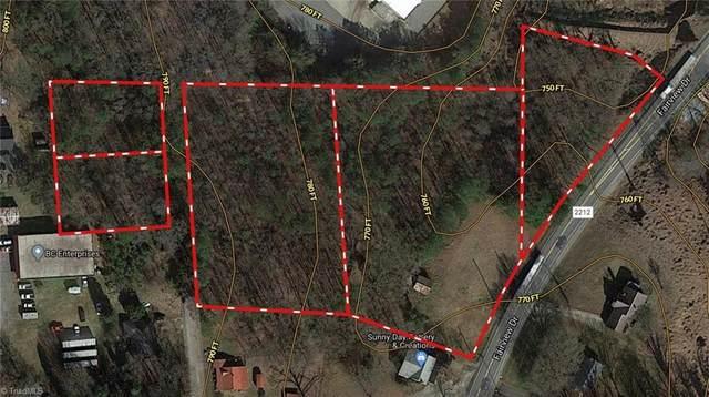 1230 Fairview Drive, Lexington, NC 27292 (#1019827) :: Mossy Oak Properties Land and Luxury