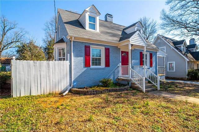 410 Forrest Street, High Point, NC 27262 (MLS #1019833) :: Berkshire Hathaway HomeServices Carolinas Realty
