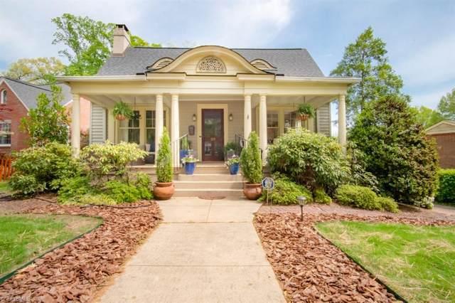319 S Chapman Street, Greensboro, NC 27403 (MLS #1019855) :: Berkshire Hathaway HomeServices Carolinas Realty