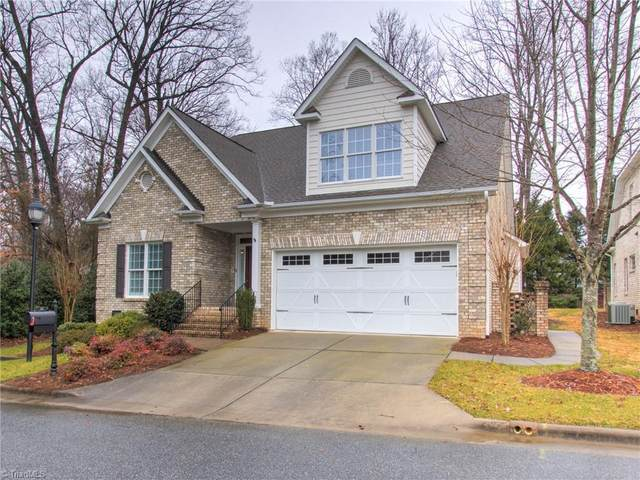48 Willett Way, Greensboro, NC 27408 (MLS #1019878) :: Greta Frye & Associates | KW Realty Elite