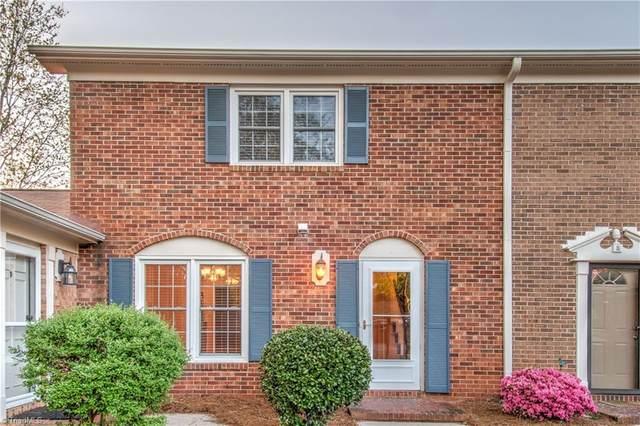 4814 Tower Road, Greensboro, NC 27410 (MLS #1019884) :: Berkshire Hathaway HomeServices Carolinas Realty