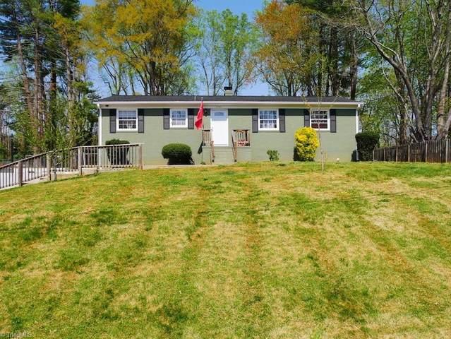 2145 Independence Road, Winston Salem, NC 27106 (MLS #1019919) :: Ward & Ward Properties, LLC